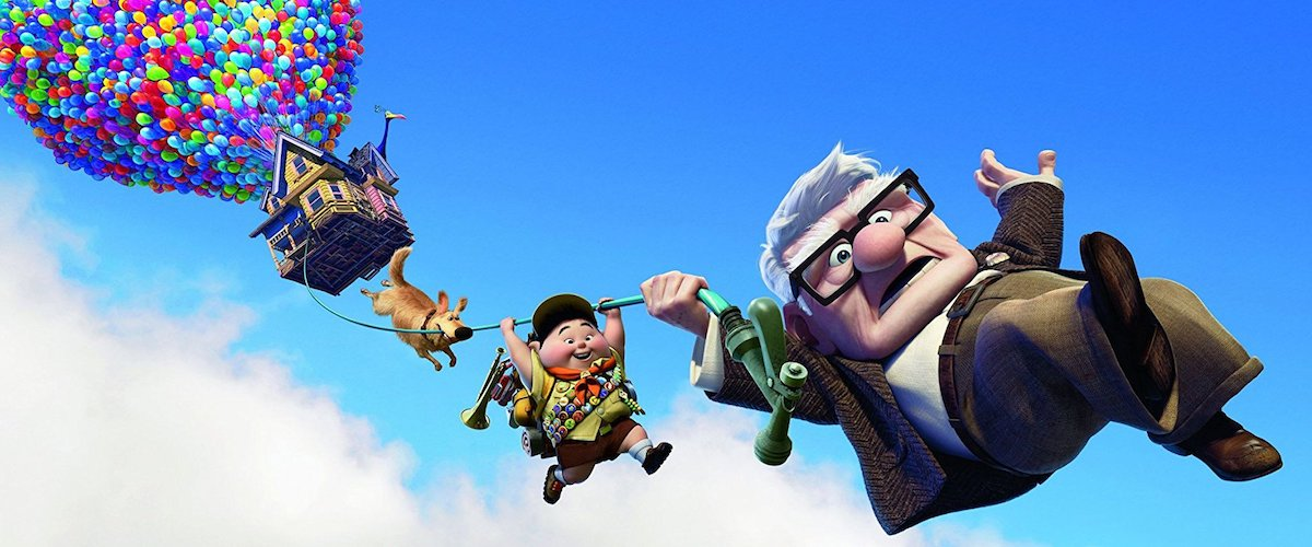 """Up"" Drive In"